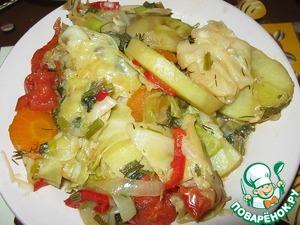 Рецепт Вегетарианская домляма
