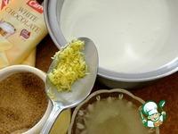 """Торт """"Шишки"""" ингредиенты"""