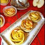 Яблочные розы