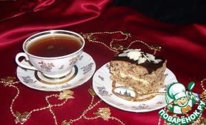Рецепт Имбирно-шоколадные пряники