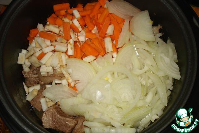лагман рецепт приготовления поваренок