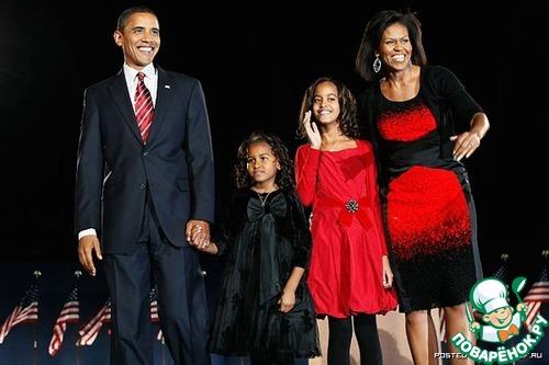 Печенье от Мишель Обама