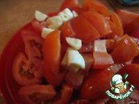 """Картофель, тушеный с мясом и пряными травами ,  """"По-домашнему"""" ингредиенты"""