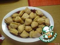 Творожное печенье ингредиенты