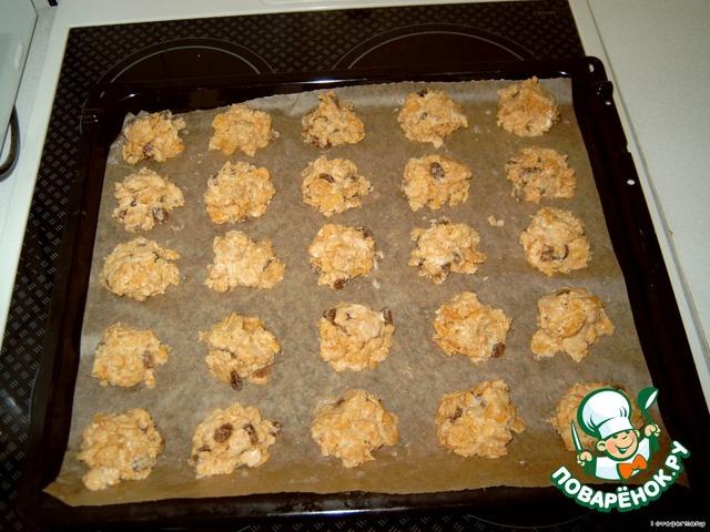 Печенье из кукурузных хлопьев рецепт с фотографиями пошагово #4