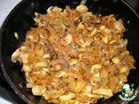 Гречка с грибами постная ингредиенты