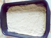 Азербайджанская пахлава ингредиенты