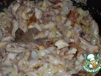 Печеня по-гуцульски ингредиенты
