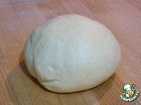 """Пицца """"Ветчина и грибы"""" - Prosciutto e Funghi ингредиенты"""