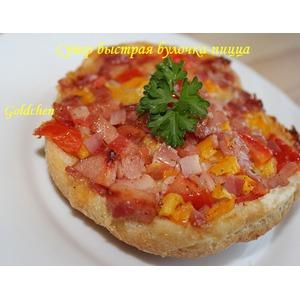 вкусные быстрые рецепты пиццы