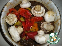 Печeночка-гриль ингредиенты