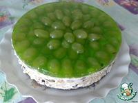 """Торт """"Виноградинка"""" ингредиенты"""