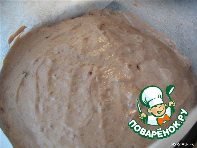Нутелла-чизкейк вкусный пошаговый рецепт с фотографиями #3