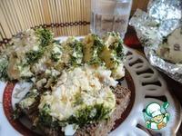 Селедочное масло от Юлии Высоцкой ингредиенты