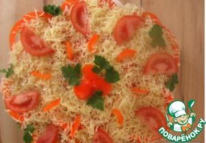 Рецепт Торт-салат