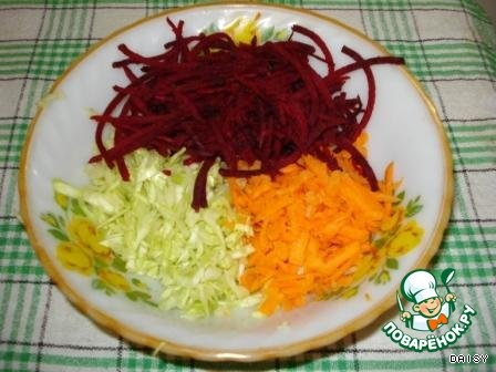 Салат здоровье рецепт фото