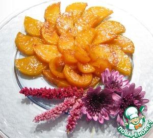 Рецепт Постные сладости-тыква в меду