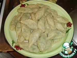 Рецепт Кавказские варенички