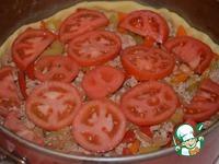 Деревенский пирог из картофельного теста ингредиенты