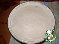 Тимбаль мясной с шампиньонами ингредиенты