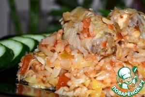 Рецепт: Одесская солянка