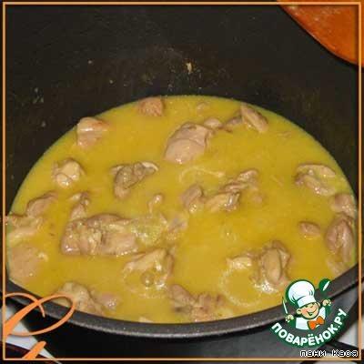 Апельсиновая курица домашний пошаговый рецепт приготовления с фото #15