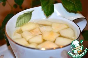 Рецепт Яблочный чай