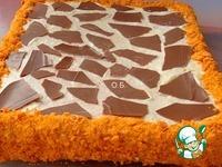 """Торт """"Сахара"""" ингредиенты"""