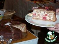 """Торт """"Пьяная вишня"""" ингредиенты"""