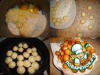 Хрустящие сырные шарики ингредиенты