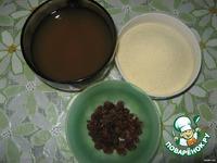 Манная каша на яблочном соке ингредиенты