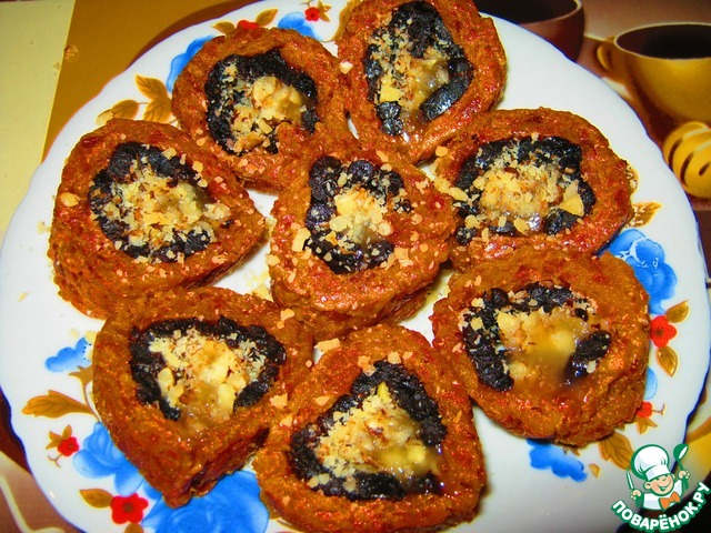 Рецепт курага чернослив изюм
