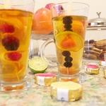 Ароматные украшения для чая