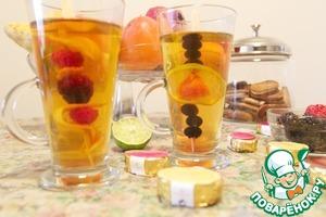 Рецепт Ароматные украшения для чая