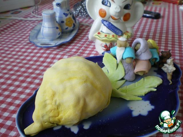 Торт репка фото