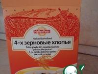 Оладьи 4 злака ингредиенты