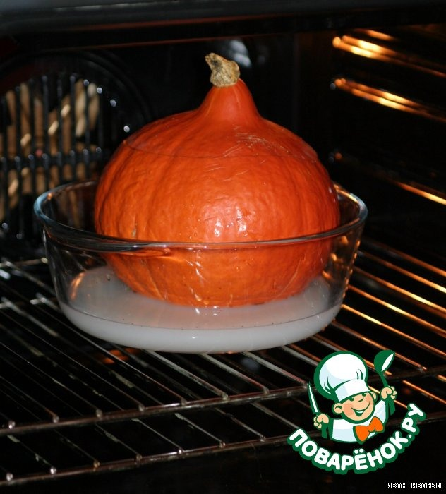 Как приготовить Тыквенная  каша вкусный пошаговый рецепт с фотографиями #15