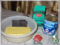 Шоколадное масло ингредиенты