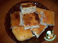 Сибирский рыбный пирог из щуки ингредиенты