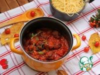Мясные шарики в томатном соусе по-итальянски ингредиенты