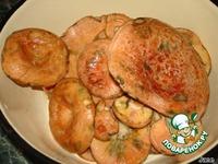 Рыжики свежие в сметане ингредиенты