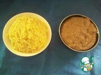 Пирожки картофельные с грибами ингредиенты