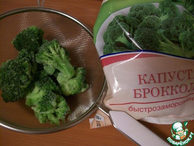 замороженная зеленая спаржа рецепты приготовления