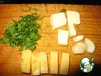 Замороженные котлеты по-киевски ингредиенты