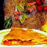 Panzerotti или Итальянский пирожок для посиделок осенью
