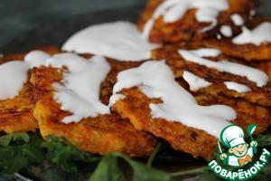 Как приготовить Драники сырно-тыквенно-картофельные домашний рецепт приготовления с фотографиями пошагово