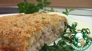 Рецепт Мясо-капустная запеканка