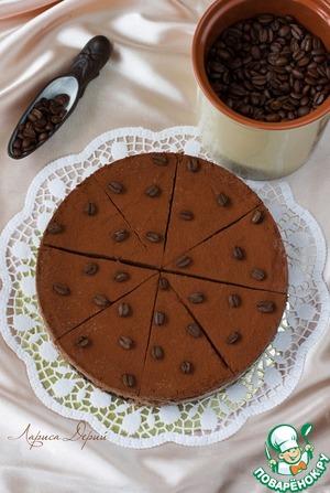 Рецепт Mocha Prunes Cheesecake от Мишель