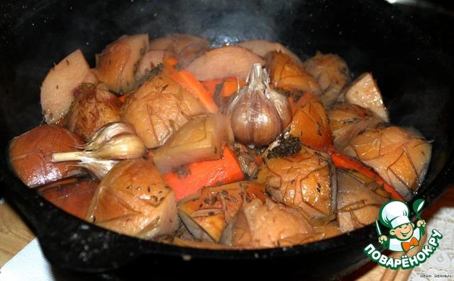 Как приготовить хашламу в домашних условиях пошаговый рецепт 549