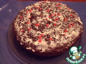 "Рецепт Кекс ""Шоколадный кабачок"""
